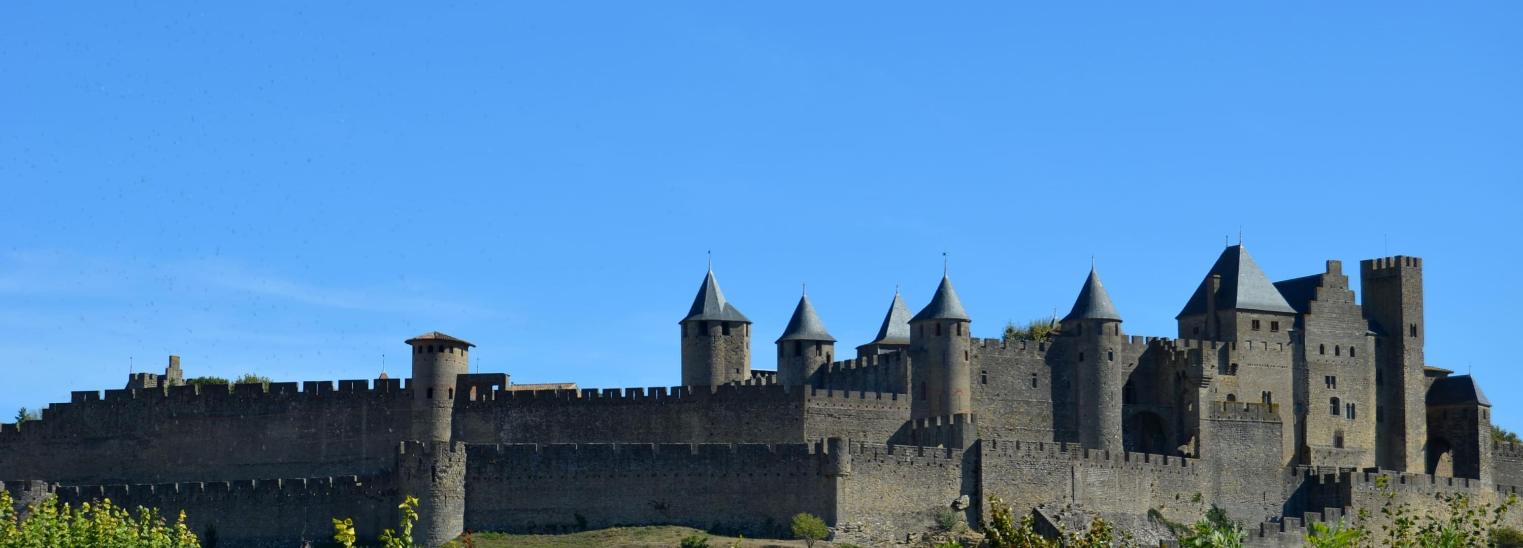 Le Pays Cathare et ses grands sites : de Carcassonne à Foix